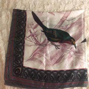 Perry Ellis Bird Scarf